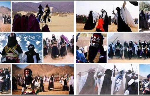 """""""سبيبا"""" ..تظاهرة تقليدية من الفلكلور التارقي تعرّف عليها ب 12 صورة"""